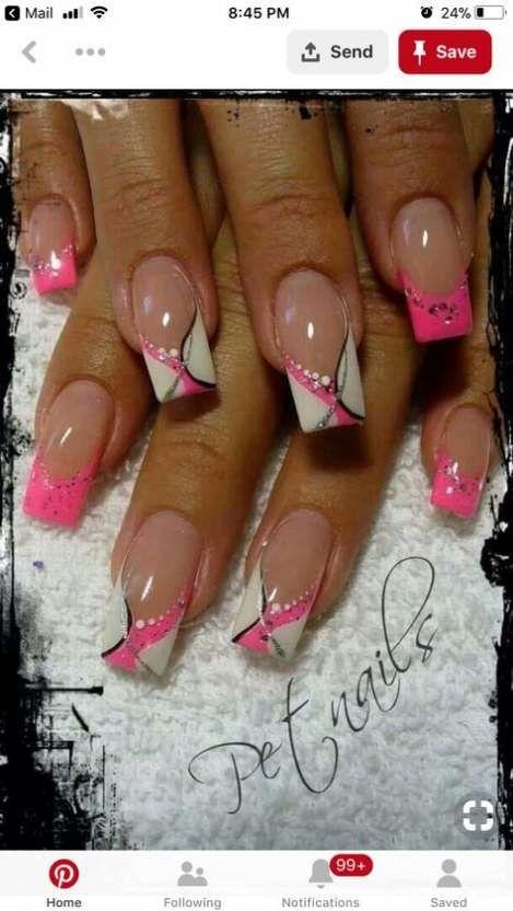 Nails Art Estive Facili 42 New Ideas