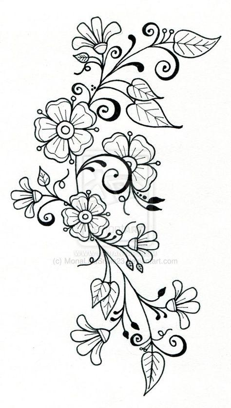 tattoo design 8. $10.00, via Etsy.