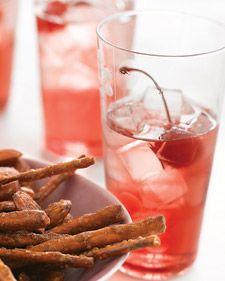 Pomegranate Soda