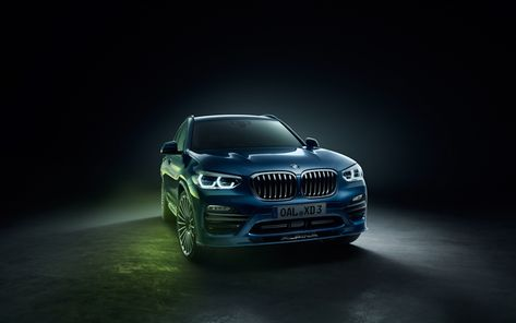 Download Wallpapers 4k Bmw X3 Tuning 2019 Cars Alpina Xd3