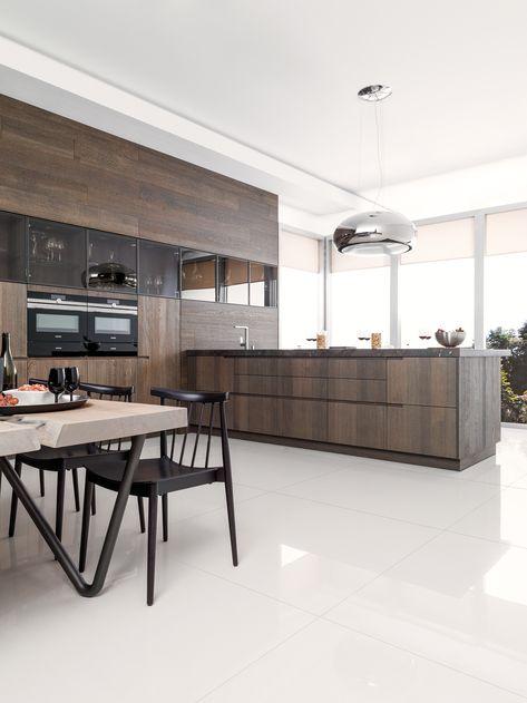 TONCELLI - Essence - Fossil wood Kitchen Kool Pinterest