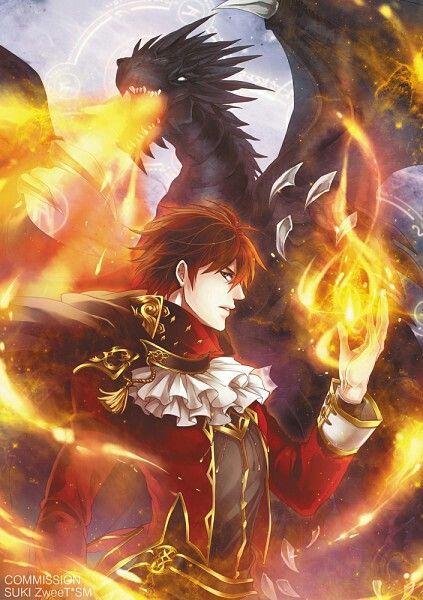 Pin By Liani Liani On Fantasy Dragon Anime Anime Fantasy Art