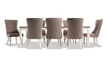 Scarlett Dining Dining Room Collections Bobs Com Upholstered
