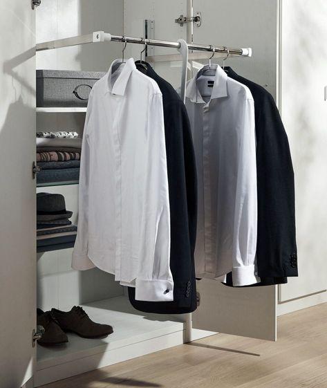 Conseils Et Selection Des Meilleurs Amenagements De Dressings Penderie Escamotable Organiser Son Dressing Comment Organiser Son Dressing