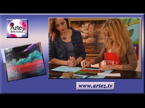 Tips para el uso del oleo pastel -   tecnicas:luminosidad y nubes