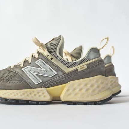 online store a54c3 4526d New Balance 574 Sport - Vintage Grey - 3 | KIX in 2019 | New ...