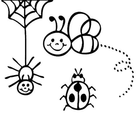 örümcek Boyama Sayfası Boyama Sayfasi
