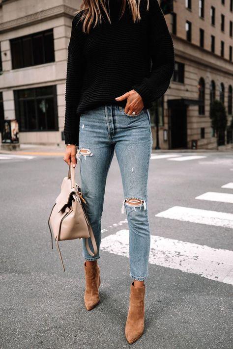 A Cozy Fall Sweater From Amazon Fashion | Fashion Jackson