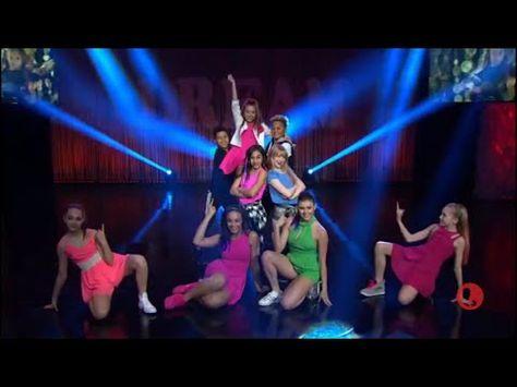 "Dance Moms - The Girls Say Goodbye - Mackenzie Performs Her Song ""I Gotta Dance"" (S6,E20) - YouTube"