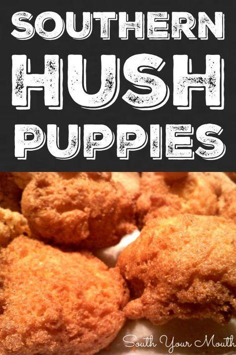 Hush Puppies Recipe Hush Puppies Recipe Southern Recipes