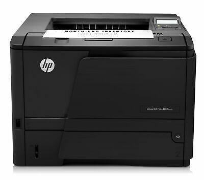 Ebay Link Ad Hp Laserjet Pro 400 M401n Monochrome Printer Cz195a Discontinued By Manufa Laser Printer Hp Printer Printer