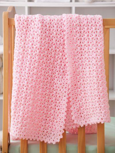 Blanket Stitch Crochet Baby Blanket Blanket Stitch Crochet Baby