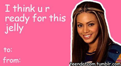 13 Perfect Valentines From Your Favorite Celebs  Laughter