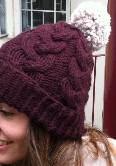 Tricoter un bonnet pour enfant 8 12 ans   Tricot   Tricot crochet, Tricot  et Crochet b56be3cb69c