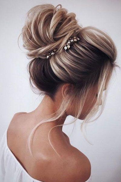 12++ Haute coiffure pour mariage 2019 idees en 2021