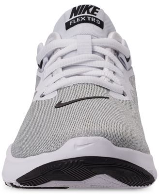 Nike Women Flex Trainer 9 Training Sneakers from Finish Line