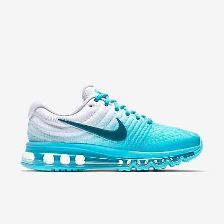 Nike Air Max 2017 Polarized Blue Legion Blue Running Shoes