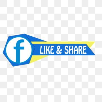 Facebook Like Share Icon Button Social Media Facebook Png Transparent Clipart Image And Psd File For Free Download Share Icon Social Icons Clip Art