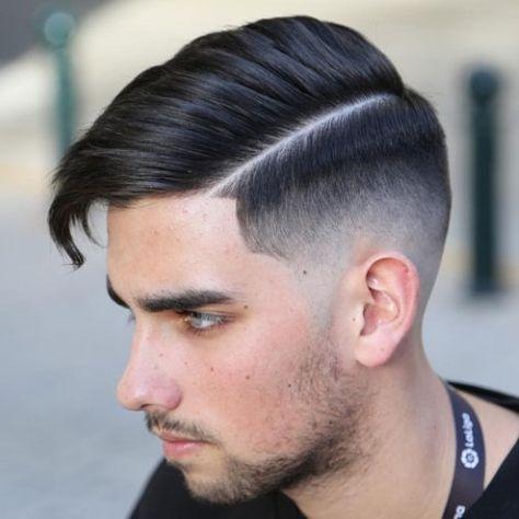 Herren Kurze Haarschnitte 2017 Frisuren Trends Side Hair