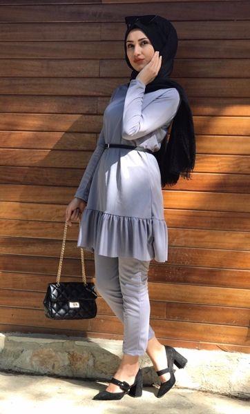 6 721 Begenme 138 Yorum Instagram Da Modavitrini Tesettur Giyim Modavitrini Hayat Takim Kiremit Sal Hediye 199 Tl Bedenle Giyim Islami Giyim Kiyafet