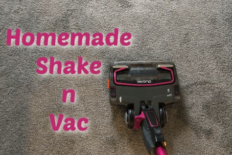 Homemade Shake n Vac.... | The Diary of a Frugal Family
