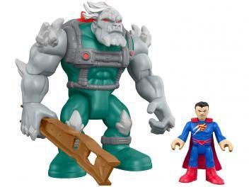 Imaginext DC Super Friends Series 4 FLASHPOINT BATMAN THOMAS WAYNE Foil Pack Fisher-Price