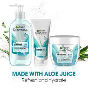 Garnier Skinactive 3 In 1 Face Moisturizer With Aloe Dry Skin 6 75 Fl Oz Garnier Skin Active Face Moisturizer Moisturizer For Dry Skin