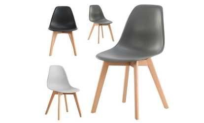 Image Pour 2 Ou 4 Chaises Design Scandinave Chaise Design Canape D Angle Design Chaises Pas Cher