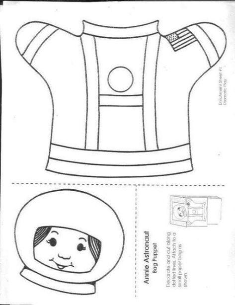 Astronot Ve Uzay Etkinlikleri Astronot Boyama Sayfalari Ve Okul