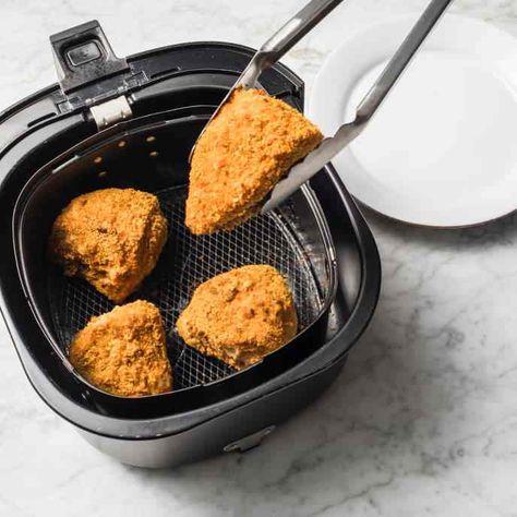 Air Fryer Fried Chicken Recipe Air Fryer Fried Chicken