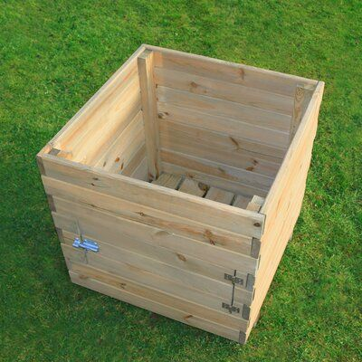 Freeport Park Keegan Wooden Planter Box Wayfair Co Uk Wooden Planter Boxes Wooden Planters Planter Boxes