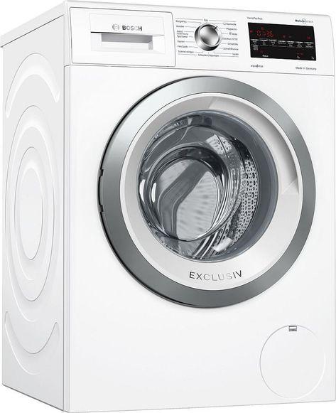 Bosch Wag28491 Varioperfecta Waschmaschine A 8 Kg Exclusiv