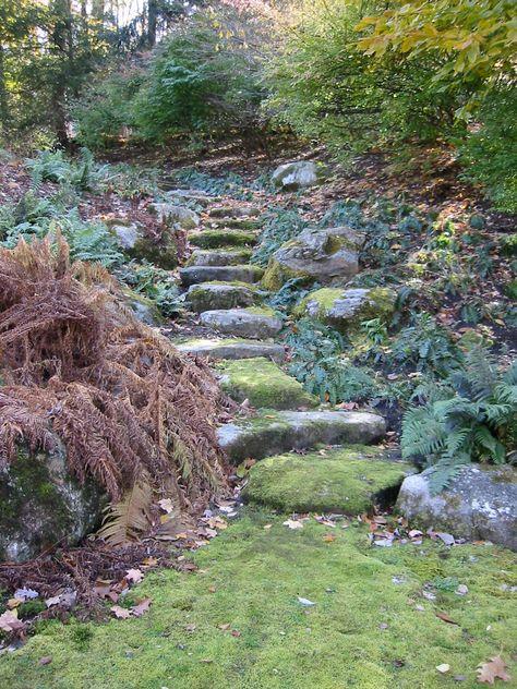 Steinhardt Garden In Mt Kisko Ny Garden Inspiration Outdoor