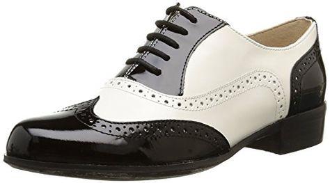 s.Oliver chaussures à lacets floral dames chaussures d'été bleu blanc
