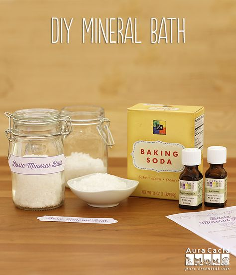 Soothe, refresh and restore the body, mind and spirit with this simple recipe.