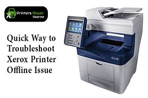 Xerox Printer Offline Issue Brilliant Solutions To Troubleshoot