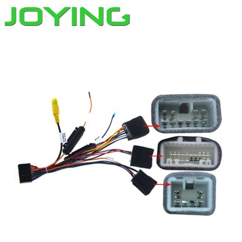 Joying Harness Wiring Cable For Toyota Only For Joying Android Device Car Electronics Car Stereo Car Videos