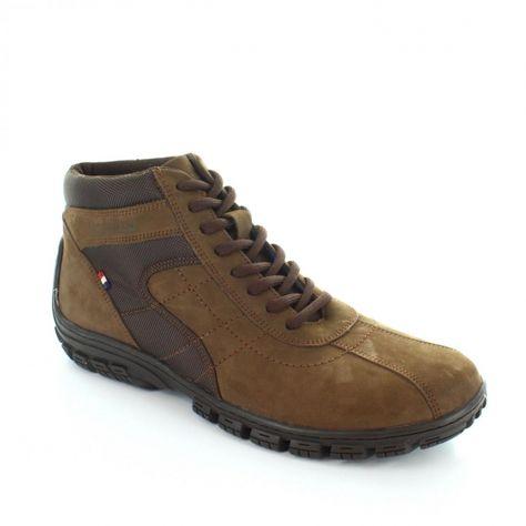 Zapato para hombre michelin 100270002 046080 color café