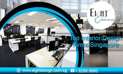 Eight Design Interiors Provide Top Interior Designing Services By Experienced Professionals In Singapore At Commercial Interiors Interior Commercial Interior Design