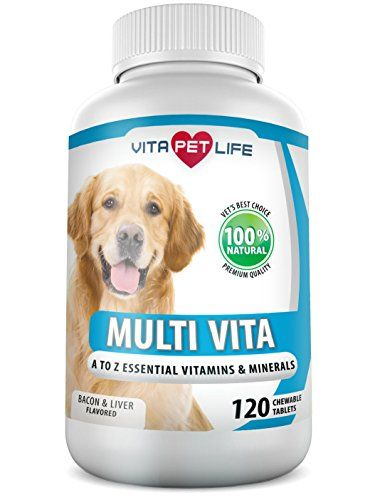 Multivitamin For Dogs Essential Vitamins And Minerals Dog Immune