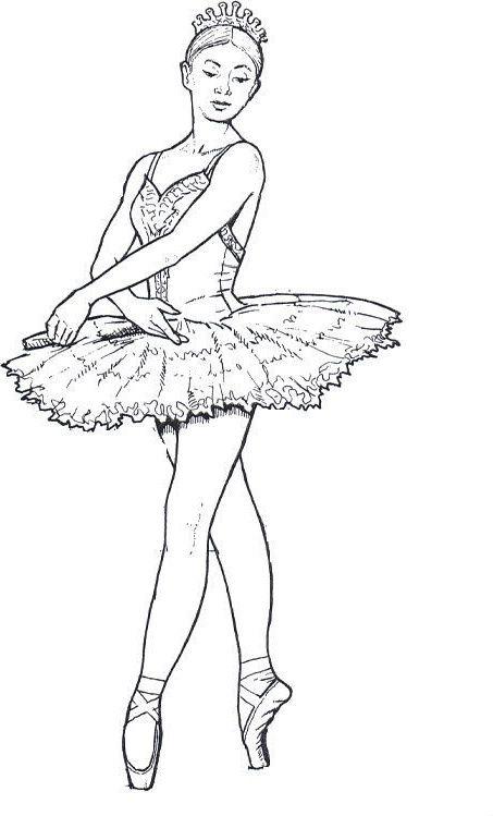 9 Nouveau De Coloriage Ballerina Images Coloriage Coloriage Danseuse Coloriage Hello Kitty