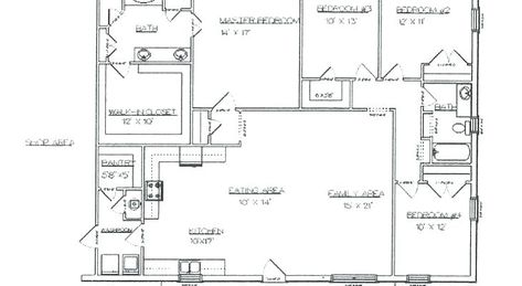 House Plan Examples Restaurant Floor Plan Template Elegant Layout Samples Unique Kitchen Plans With Two Storey In 2020 Shop House Plans Bedroom House Plans House Plans