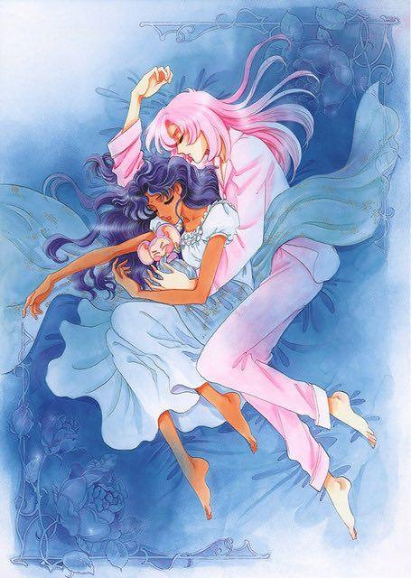 Esha Aai On Twitter Revolutionary Girl Utena Utena Manga Artist