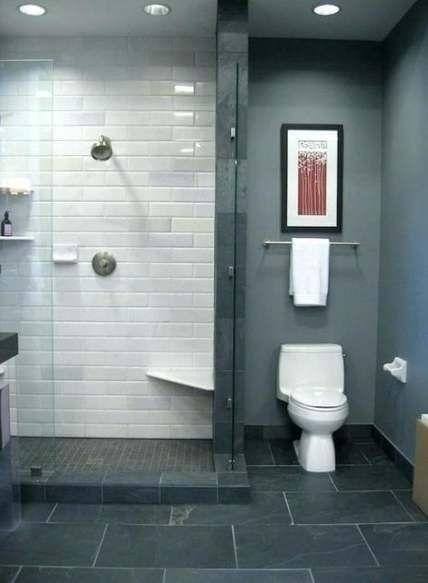 Trendy Bathroom Dark Floor Paint 29 Ideas Bathrooms Remodel Grey Bathroom Paint Small Bathroom Remodel