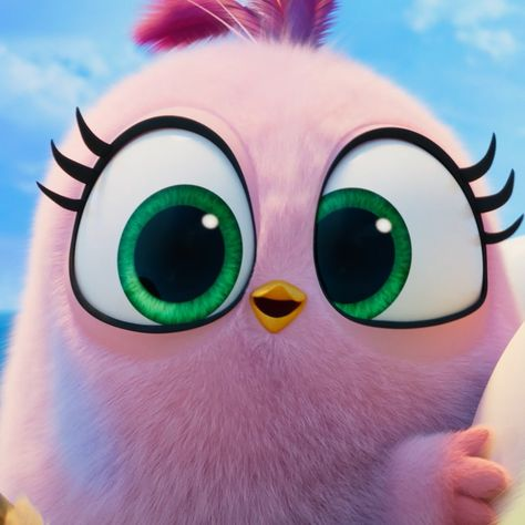 The Hatchlings are out-of-this-world cute! Catch them in The #AngryBirdsMovie2, in theaters Tuesday!