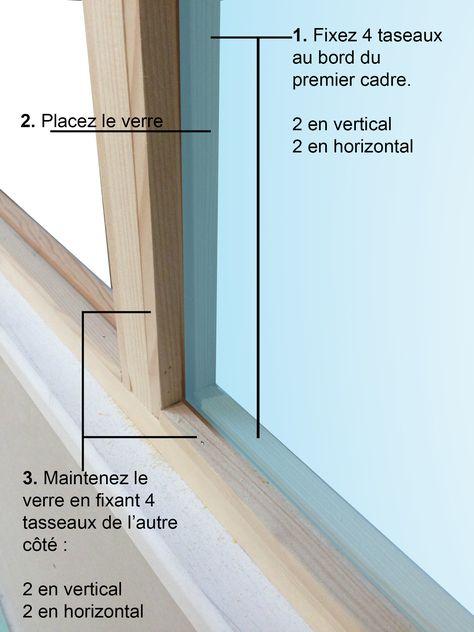 213 best Fenêtres et Verrières images on Pinterest Mezzanine - joint porte fenetre pvc