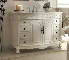 Resultado De Imagen Para Mueble Vintage Blanco Muebles De Bano