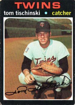 724 - Tom Tischinski SP - Minnesota Twins