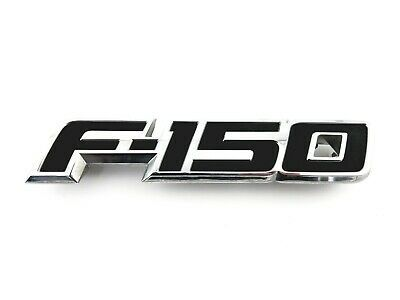 2009 2014 Ford F 150 Side Fender Chrome Emblem Badge Symbol Logo Sign Oem 2011 Ebay In 2020 Logo Sign Symbol Logo Ford F150