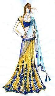 Image Result For Manish Malhotra Saree Sketches Fashion Sketches Dresses Indian Fashion Saree Fashion